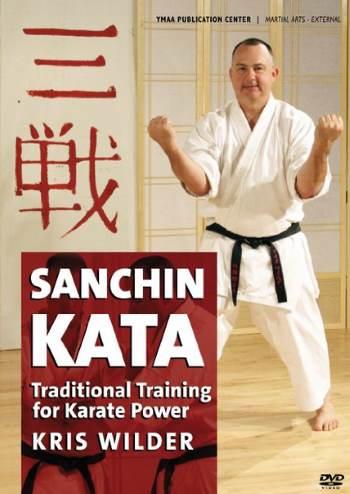 Sanchin Kata - Three Battles Karate by Kata Kris Wilder