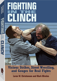 Fighting in the clinch