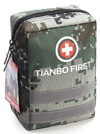 Every day self defense carry first aid kit