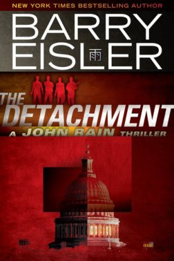 Barry Eisler The Detachment on Kindle
