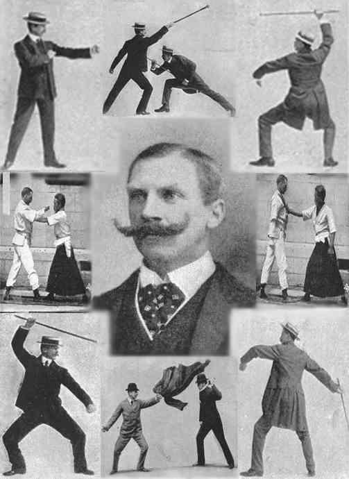 Bartitsu - Sherlock Holmes does Martial Arts