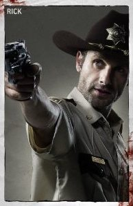 The Walking Dead Season 2 and Self-defense, Rick