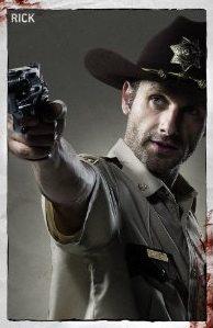The Walking Dead Season 2 and Self-defense, Rick