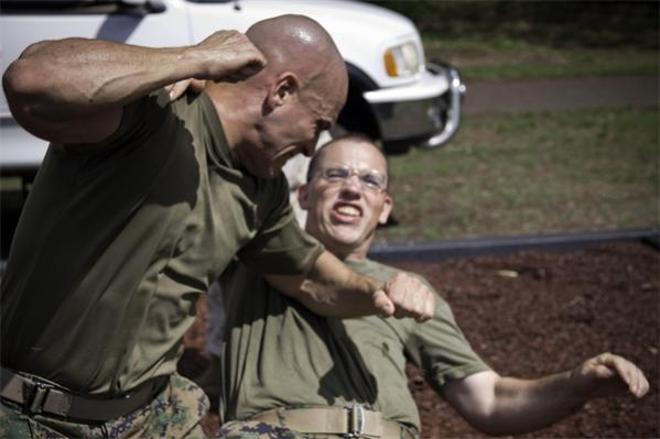 The myth of military hand-to-hand combat systems