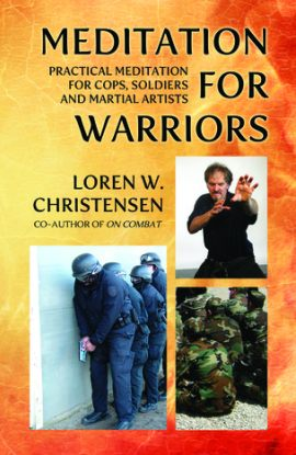 book review meditation for warriors