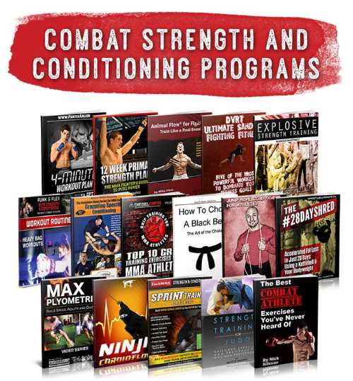 Combat-Strength-&-Conditioning-Bundle S