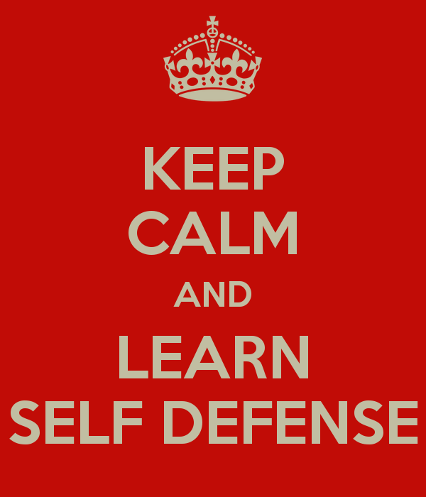 Learn self-defense from video footage