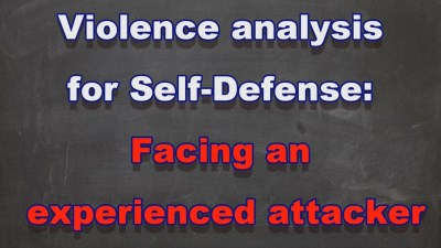 Facing an experienced attacker