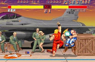 Street Fighter Self-Defense